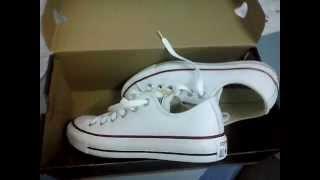 Original  White Leather Converse