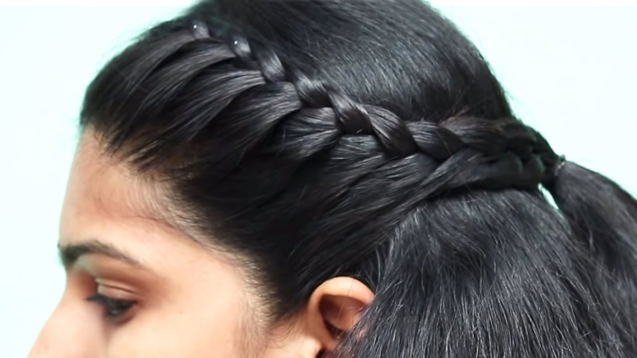 braided hairstyles for long thick hair || different hairstyles for long hair 2018