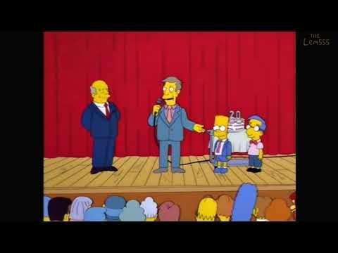 Симпсоны: смешные моменты (Скинер!)