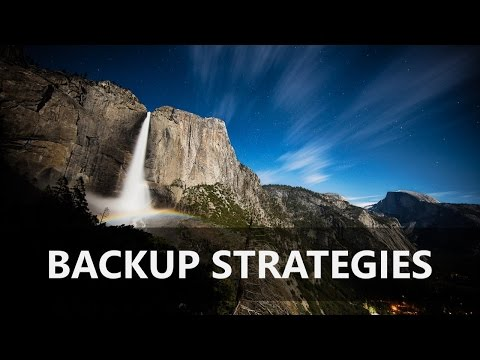 TheFIX 069: Backup Strategies