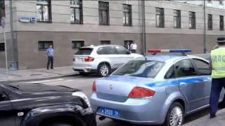 начальник ГИБДД МВД РТ нарушает ПДД