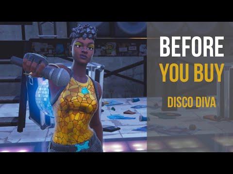 Before You Buy | Disco Diva | Fortnite |