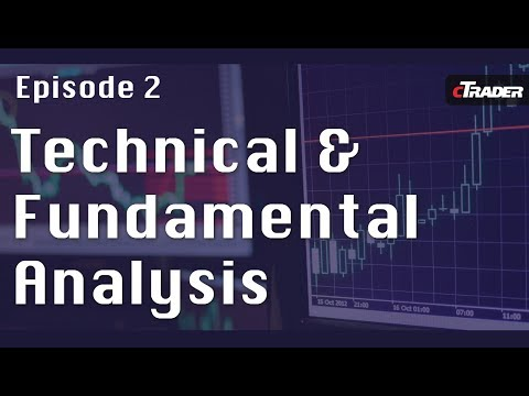 What is Technical and Fundamental Analysis - Learn to Trade Forex with cTrader - Episode 2