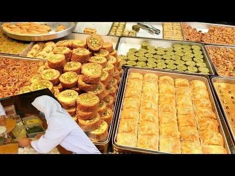Amazaing Turkish Food | Istabul Street Food | Travel Guide | Istanbul