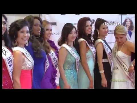 BRAZUKATV S1 EP20 Part 1  Mrs  Globe 2016 Las Vegas