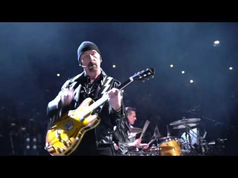 U2 - The Miracle (Of Joey Ramone) - Paris 12/6/15 - Pro Shot HD