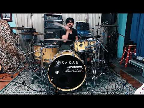 "Gusti Hendy  "" Sifat 20"" Drum Playthrough"