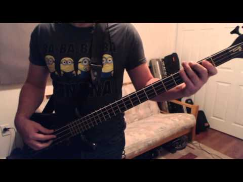The Waitresses - Christmas Wrapping (Bass Cover + Tab)