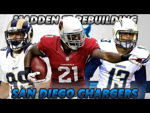Madden 17 Connected Franchise | Rebuilding The San Diego Chargers | SUPERSTAR IN FREE AGENCY!!