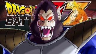 Dragon Ball Z Battle of Z: All Giant Boss Battles [HD]