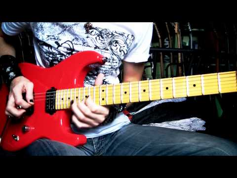 Charvel Pro Mod San Dimas style 1 HH Candy Red sound test - Neogeofanatic