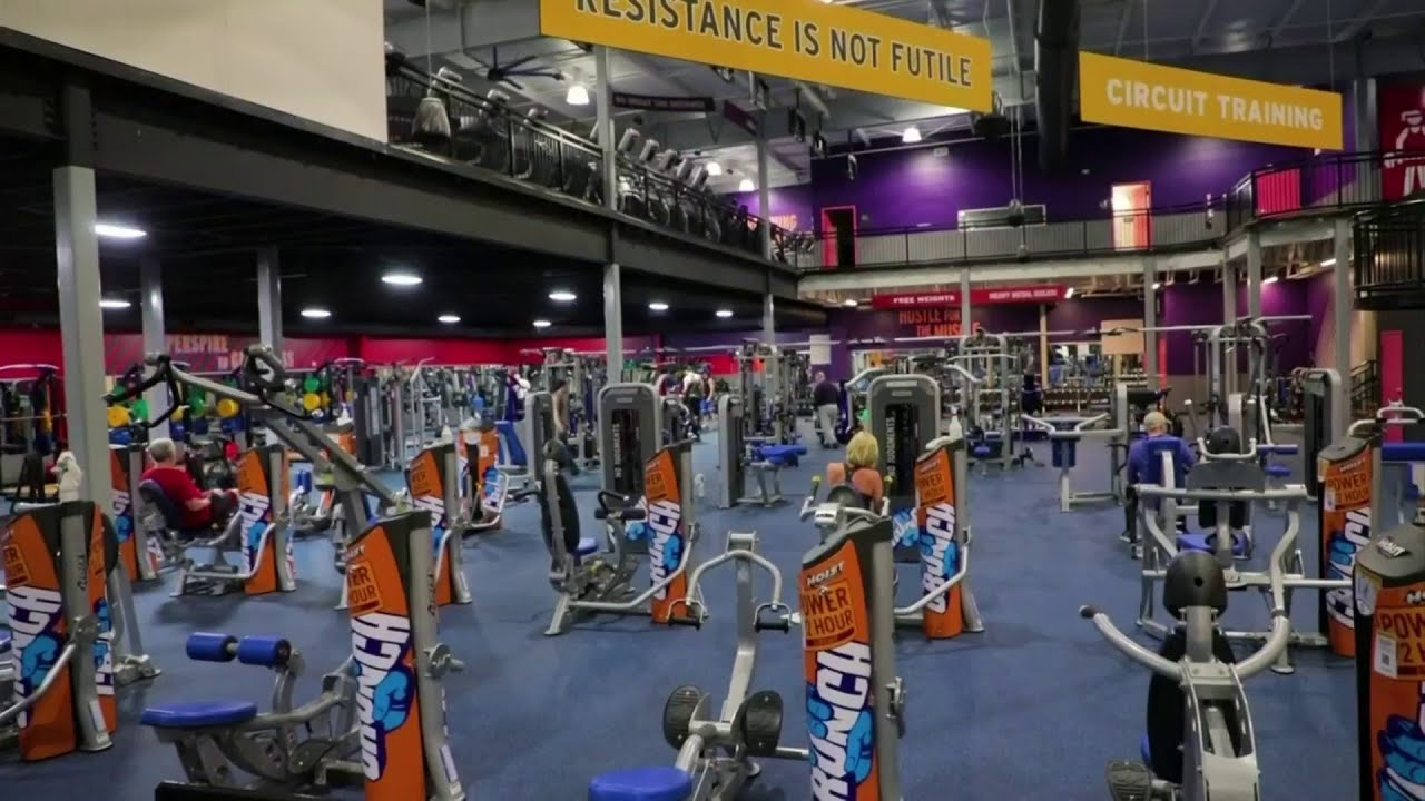 Explore the Newly Renovated CRUNCH Fitness in Roanoke ...