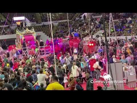 Cruel Elephant Rides at Royal Hanneford Circus