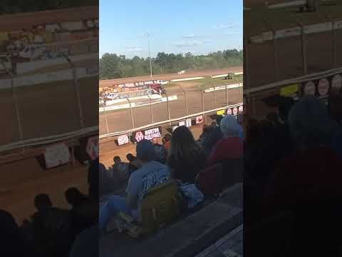 """Just a little slow motion """"lernerville Speedway"""" firecracker 100"""