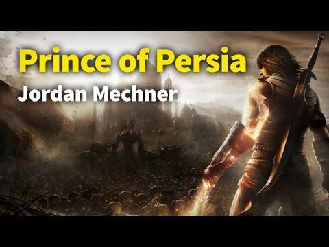 Prince of Persia Creator Interview - Jordan Mechner
