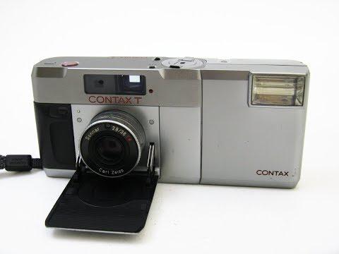 Kyocera  CONTAX  T