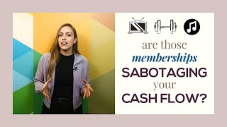 Convenient service? Or cash flow saboteur? - Why your paycheque keeps disappearing!