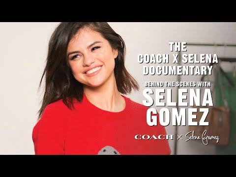 Coach x Selena Gomez