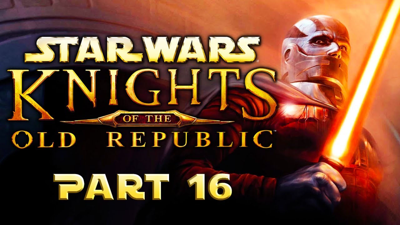 Star Wars: Knights of the Old Republic - Part 16 - My New Robot Best Friend