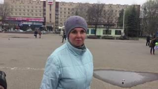 Помнят ли жители Славянска о событиях трехлетней давности