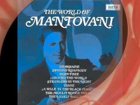 Mantovani - Born Free