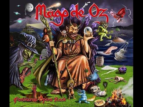 Mägo de Oz - Finisterra Opera Rock 2015 (Album Completo - Full Album)