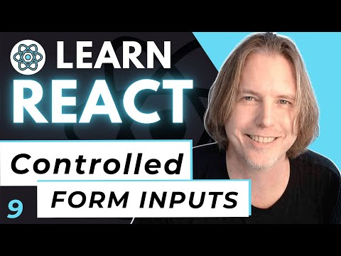 React JS Forms   Controlled Inputs   Learn ReactJS