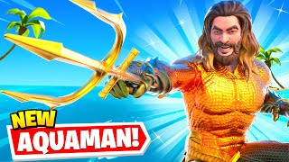 *NEW* AQUAMAN arrives in Fortnite! (+ SECRET UNLOCKS!) YouTube Videos
