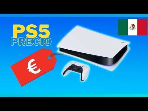 PS5 Llega a México Inicia la preventa (FECHA, CARACTERISTICAS, PRECIO) ps5 price