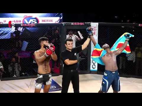 MMA Fight. Herve Hkz Vs Rishabh