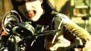 Marilyn Manson- Angel with the Scabbed Wings