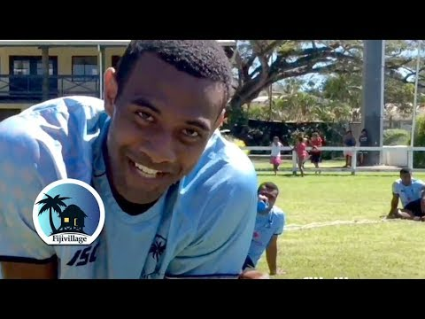 Fiji 7s Squad Training [09-Sept-2017]