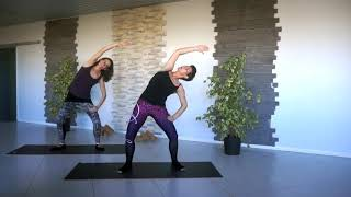 Sport Zuhause - Teil 2 (Pilates)