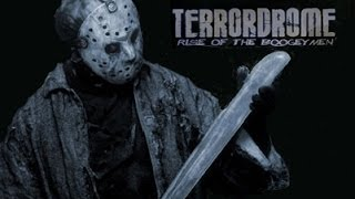 Terrordrome: Rise of The Boogeyman Story of Undead Jason Voorhees