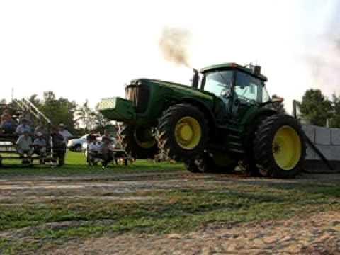 Tire de tracteur de ferme, St Samuel 2009 Bob 24000