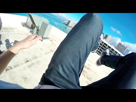 HAWAII PARKOUR POV: Exploring Oahu