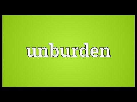 Header of unburden