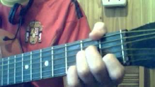 Как играть на гитаре Кравц