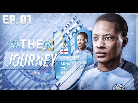FIFA 17 The Journey Mode Manchester City | THE INTRO | Episode #1