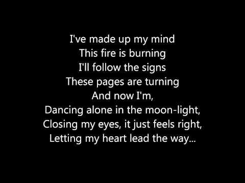 Клип Alex Band - Holding On