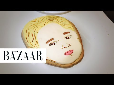 Royal Cookies: Princess Diana and Prince George | BAZAAR