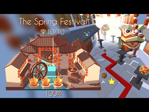 Dancing Line - The Spring Festival [OFFICIAL]