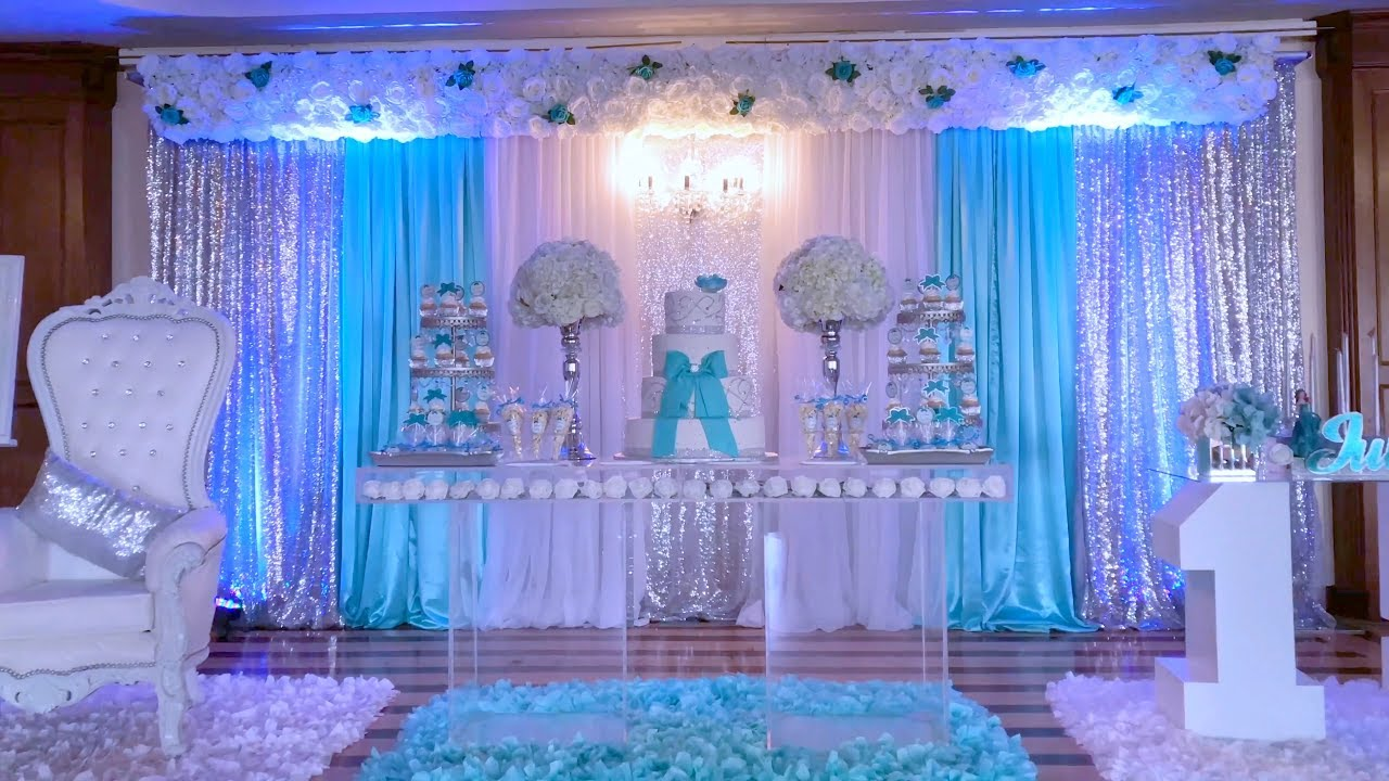 Dessert Table  Sweet Table for Quinceaeras Sweet 15