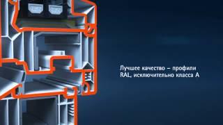 Пластиковые окна VEKA Softline 82 от VEKA-AG(Видео предоставлено с сайта www.veka-ag.ru Самые выгодные цены на кона по России. Профильная система Профили..., 2013-04-17T19:21:37.000Z)