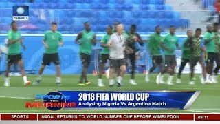 Analysing Nigeria Vs Argentina Match Pt.2 |Sports This Morning|