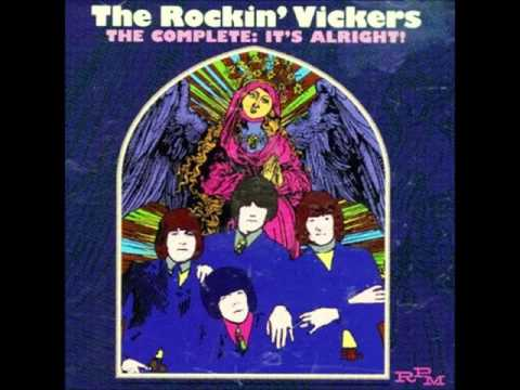 Rockin' Vickers - The Complete: It's Alright! 1964-1966 (UK, Merseybeat, Garage Pop, Mod)