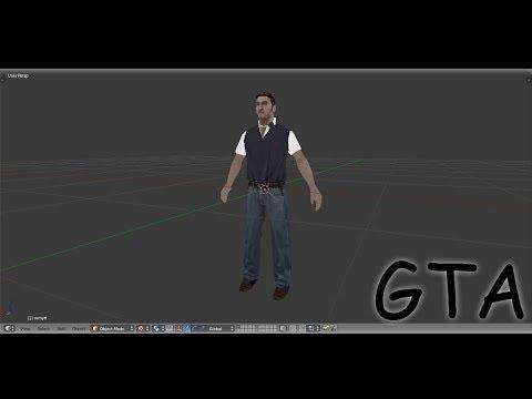 Вытаскиваем 3D Модели Из Игр
