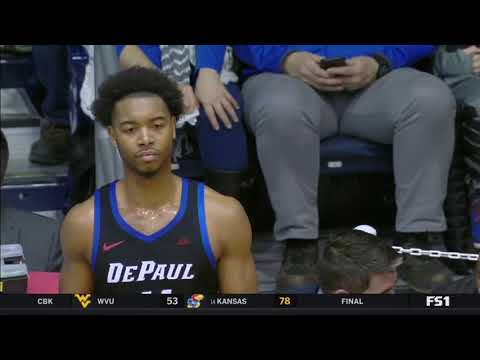 Paul Reed Sophomore Year Highlights 2018-19 - Big East Most Improved Player