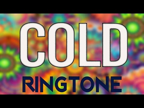 Best iPhone Ringtone - Cold - Maroon 5 Ft. Future