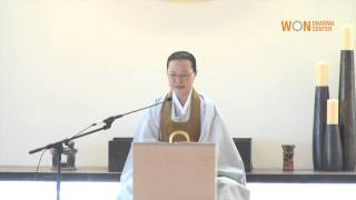 Mindfulness in Won Buddhism